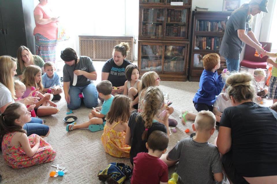 Lewis Summer Reading Program