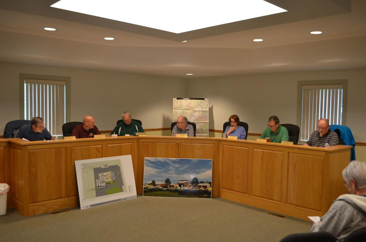 White Hall Town Council - May 2019