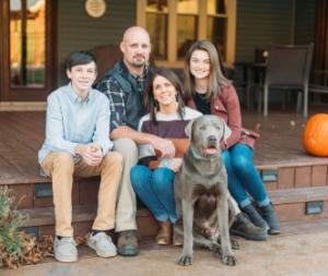 Starett Family