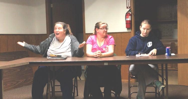 Albright town councilwomen
