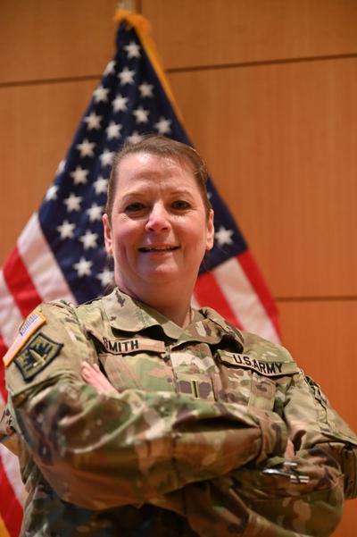 Chief Warrant Officer 5 Kristie Smith