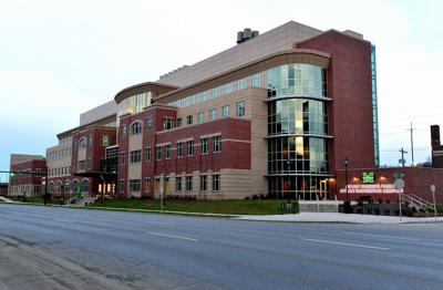 Arthur Weisberg Family Applied Engineering Complex at Marshall University