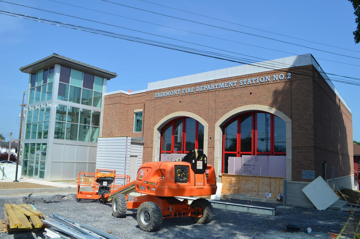 New east side fire station - July 2021