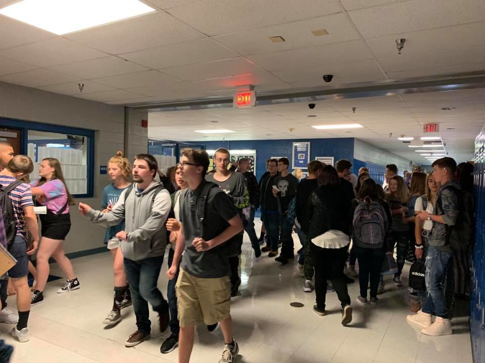 LC Schools have successful first week of school