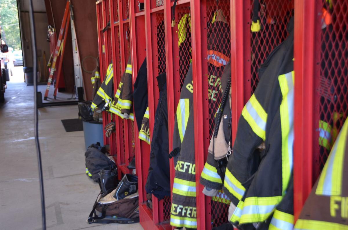 Bridgeport fire coats