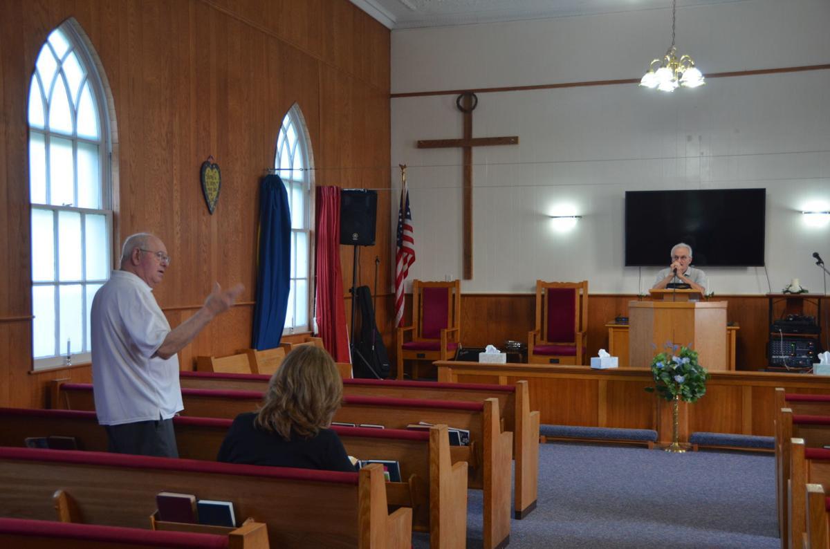 Swiger testifies