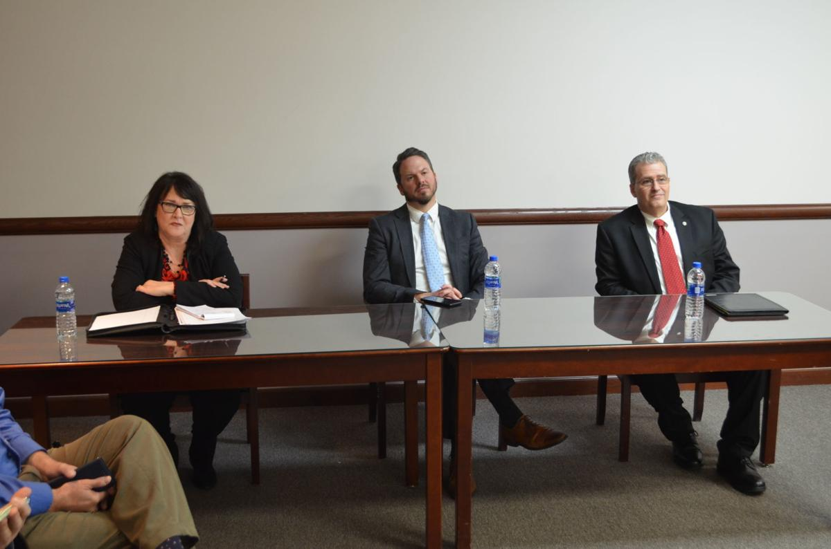 City Manager candidates - forum