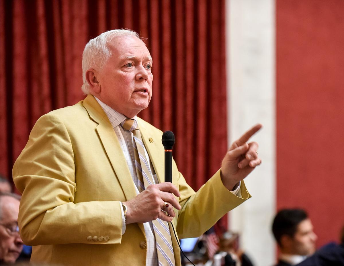 Delegate Larry Rowe