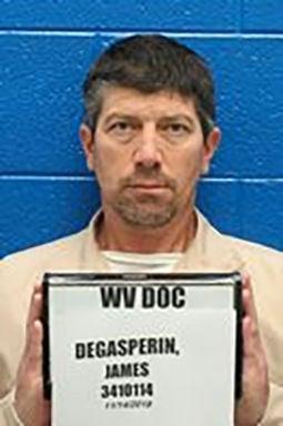 James DeGasperin Jr.