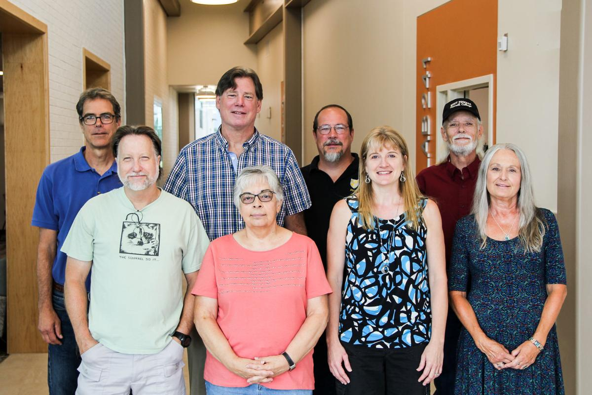STEM faculty group