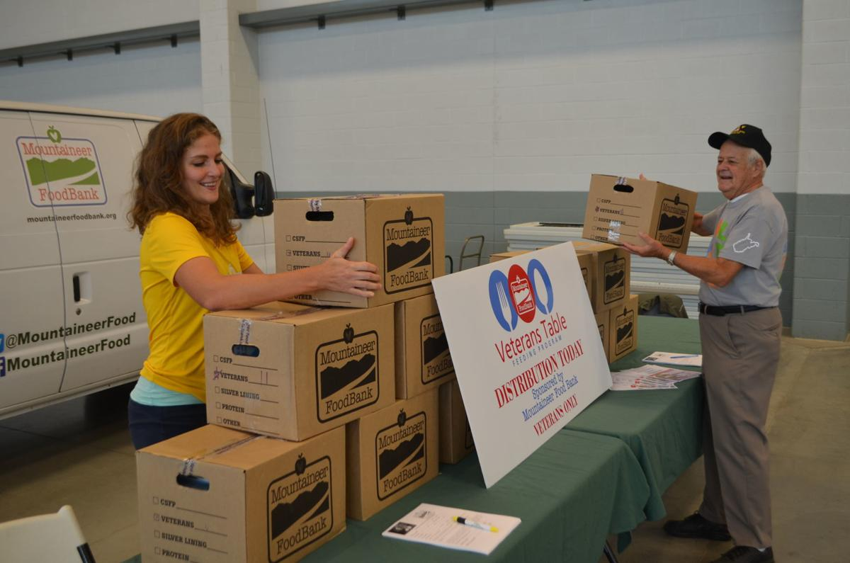 free food giveaway in huntington wv