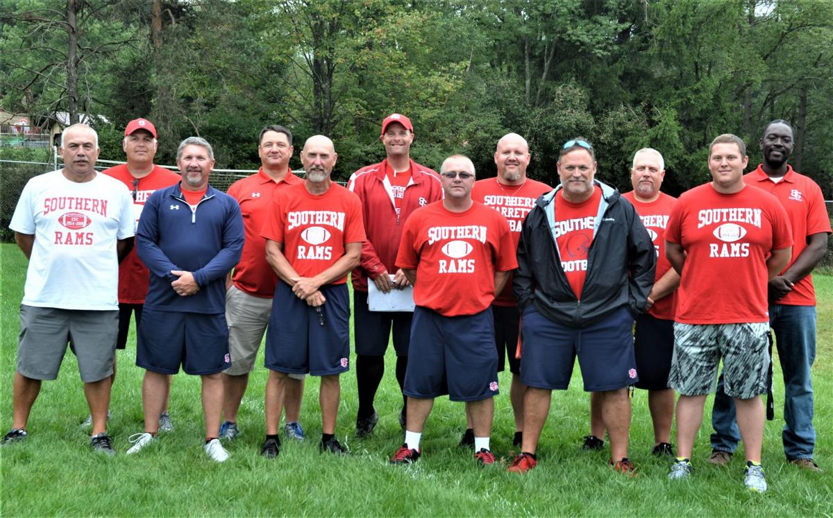 SHS Football Coaches