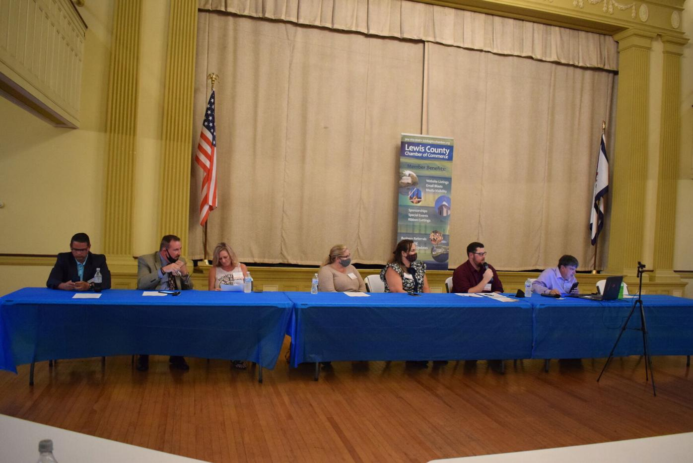 Lewis Chamber of Commerce aims to support business