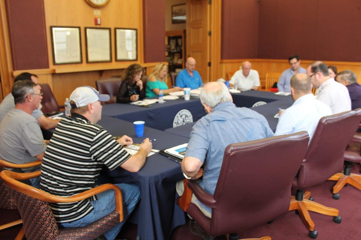 Mayors Meeting