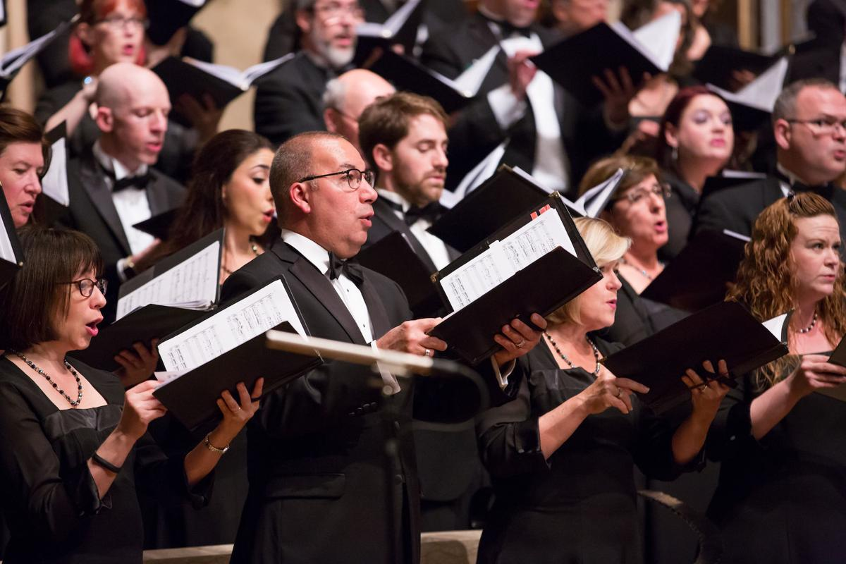 The Mendelssohn Choir of Pittsburgh
