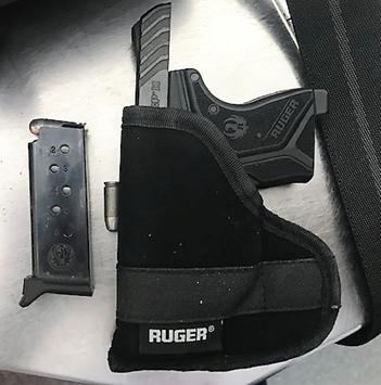 TSA gun detected at JFK