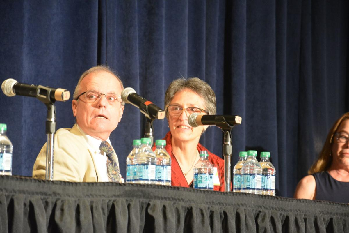 Mark and Judi Polak