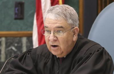 Harrison Circuit Judge Thomas A. Bedell