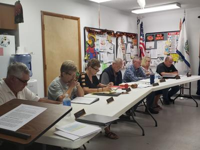 Rowlesburg Town Council 9/23/19
