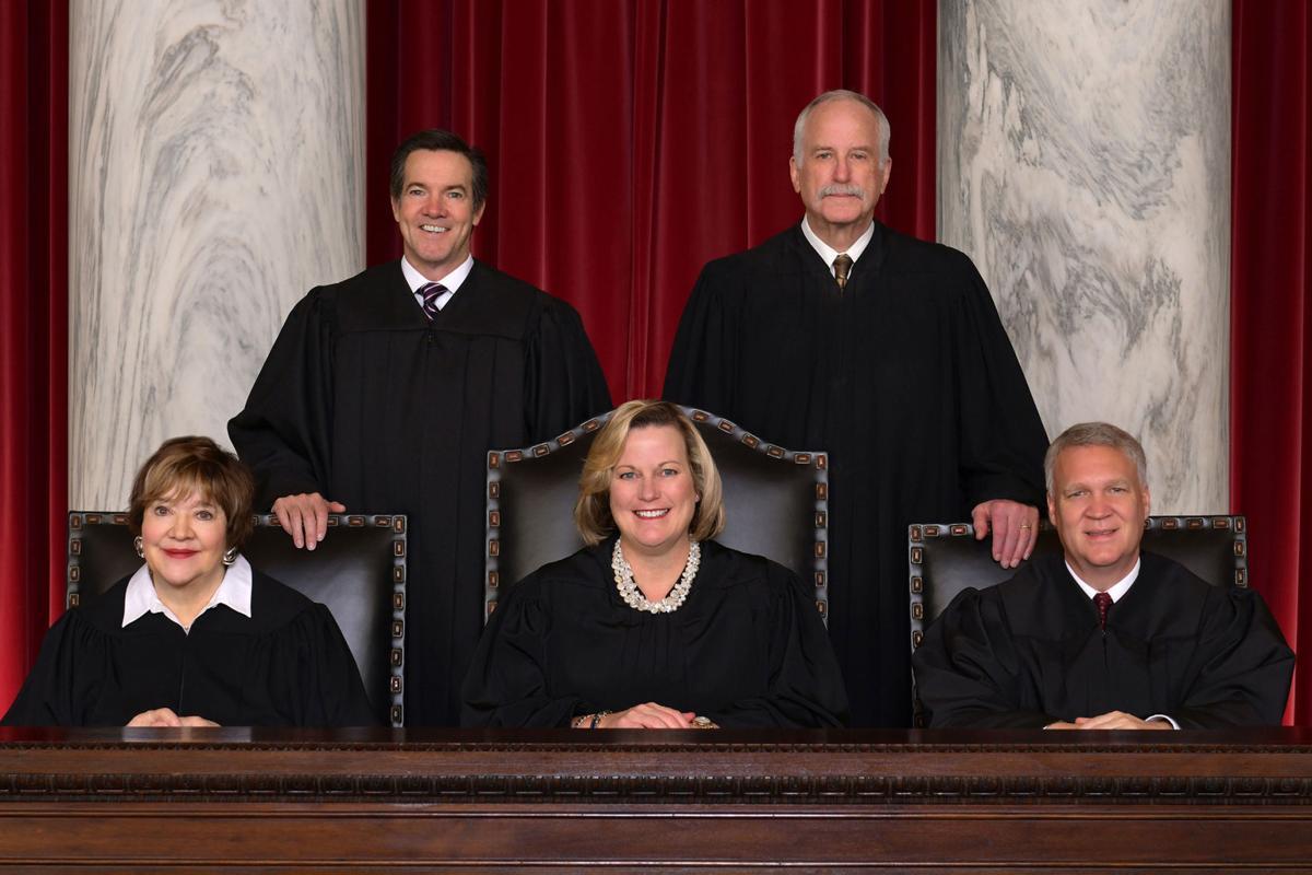 WV Supreme Court at WVU