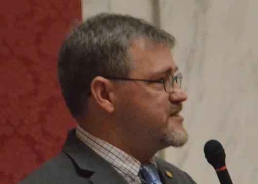 House Majority Leader Daryl Cowles