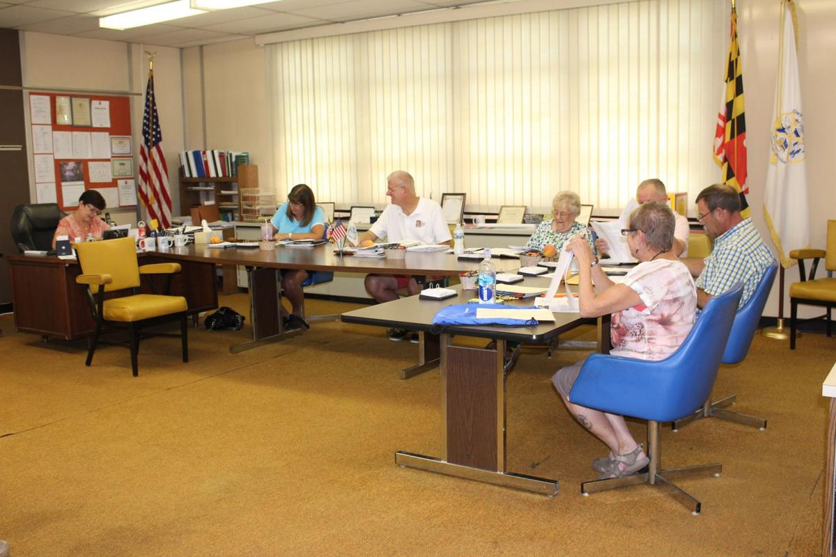 Friendsville council