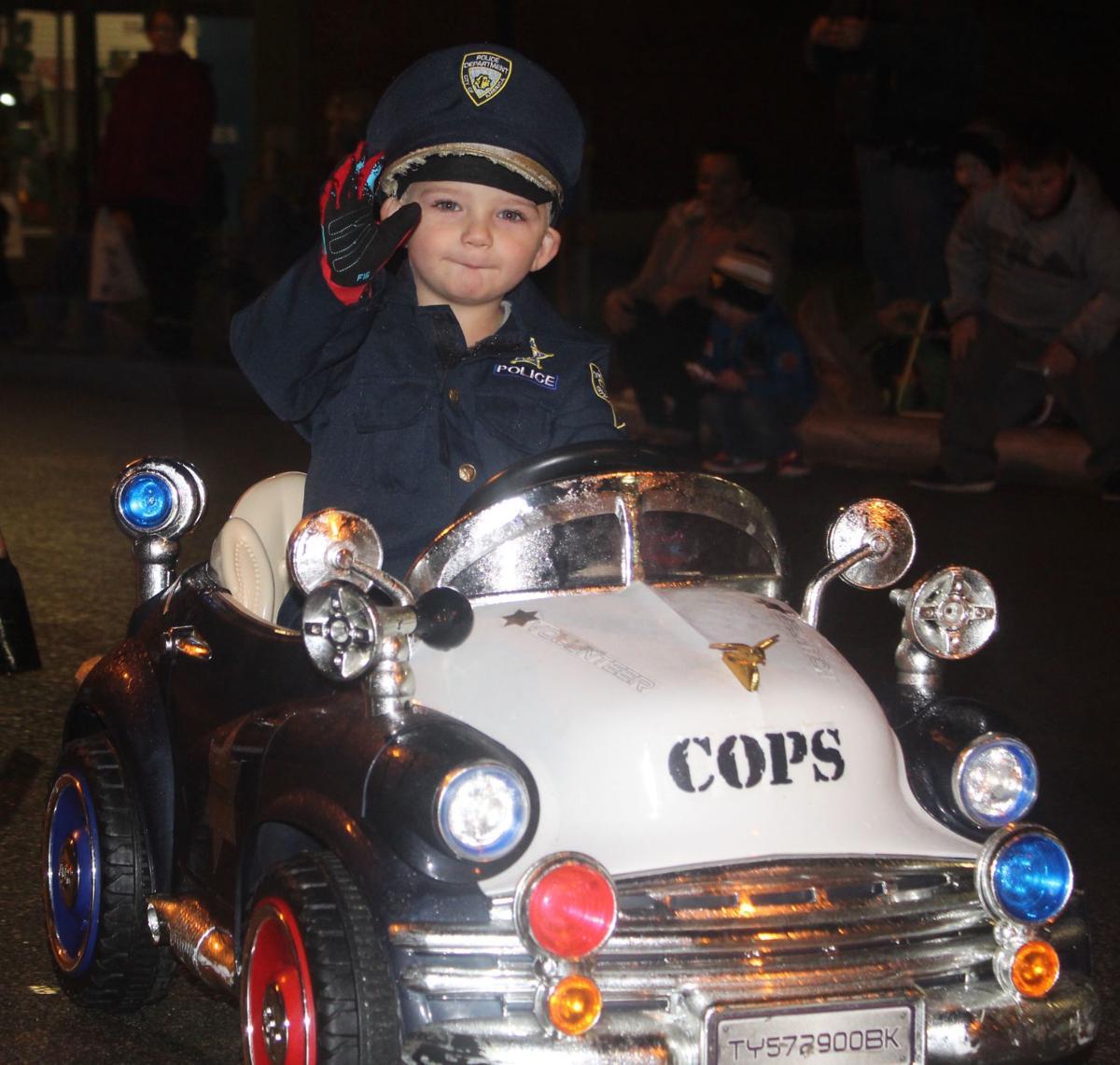 Lil cop