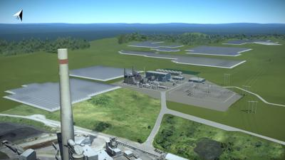 Longview rendering