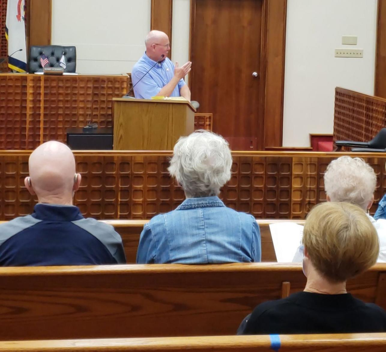 National Day of Prayer ceremony held in Lewis County
