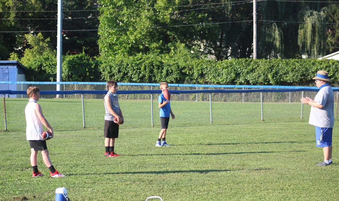 Talking with the QBs