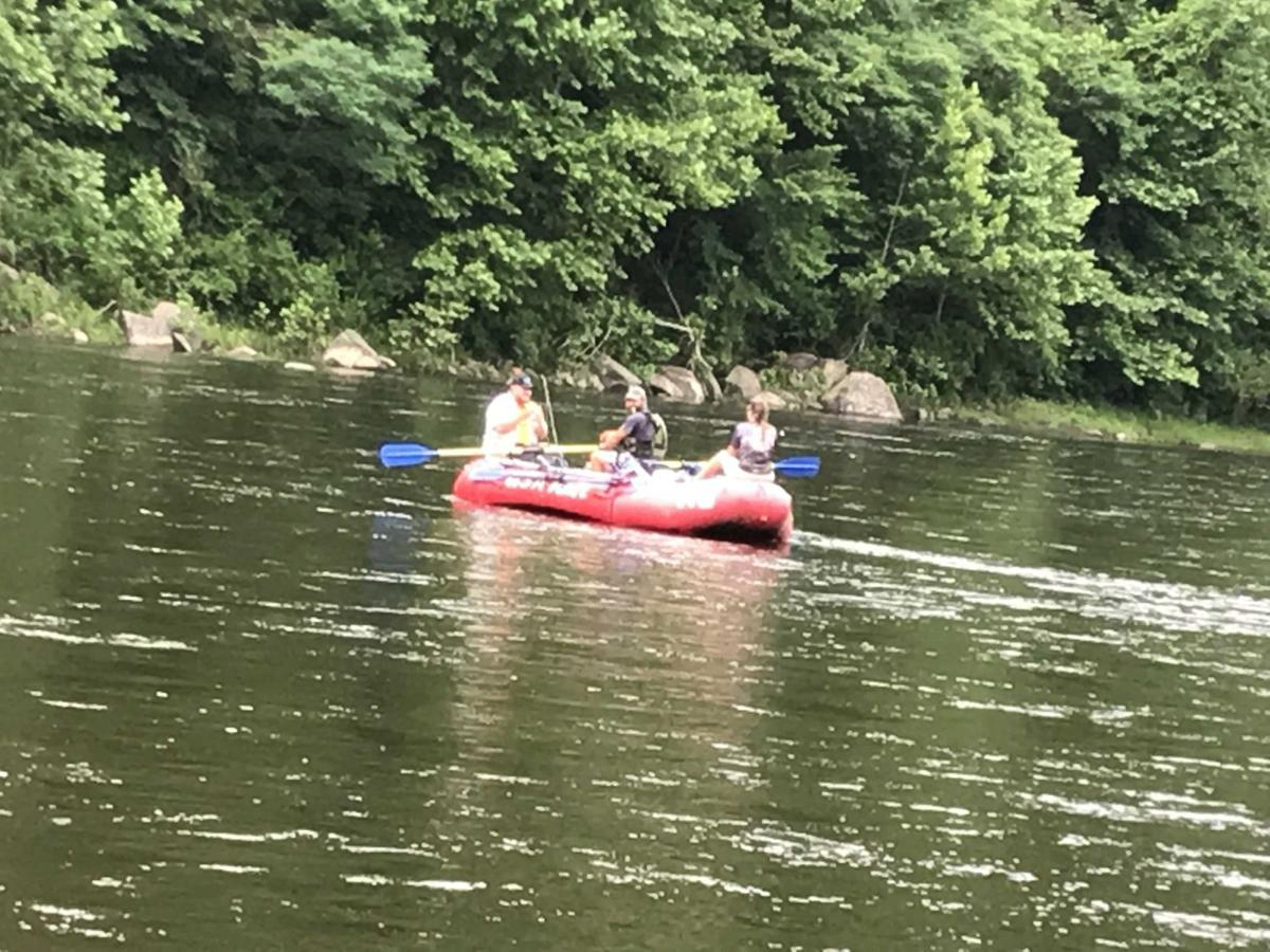 Fishing on the Cheat River