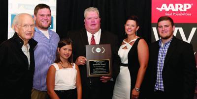 Adam R. Kelly Premier Journalist award