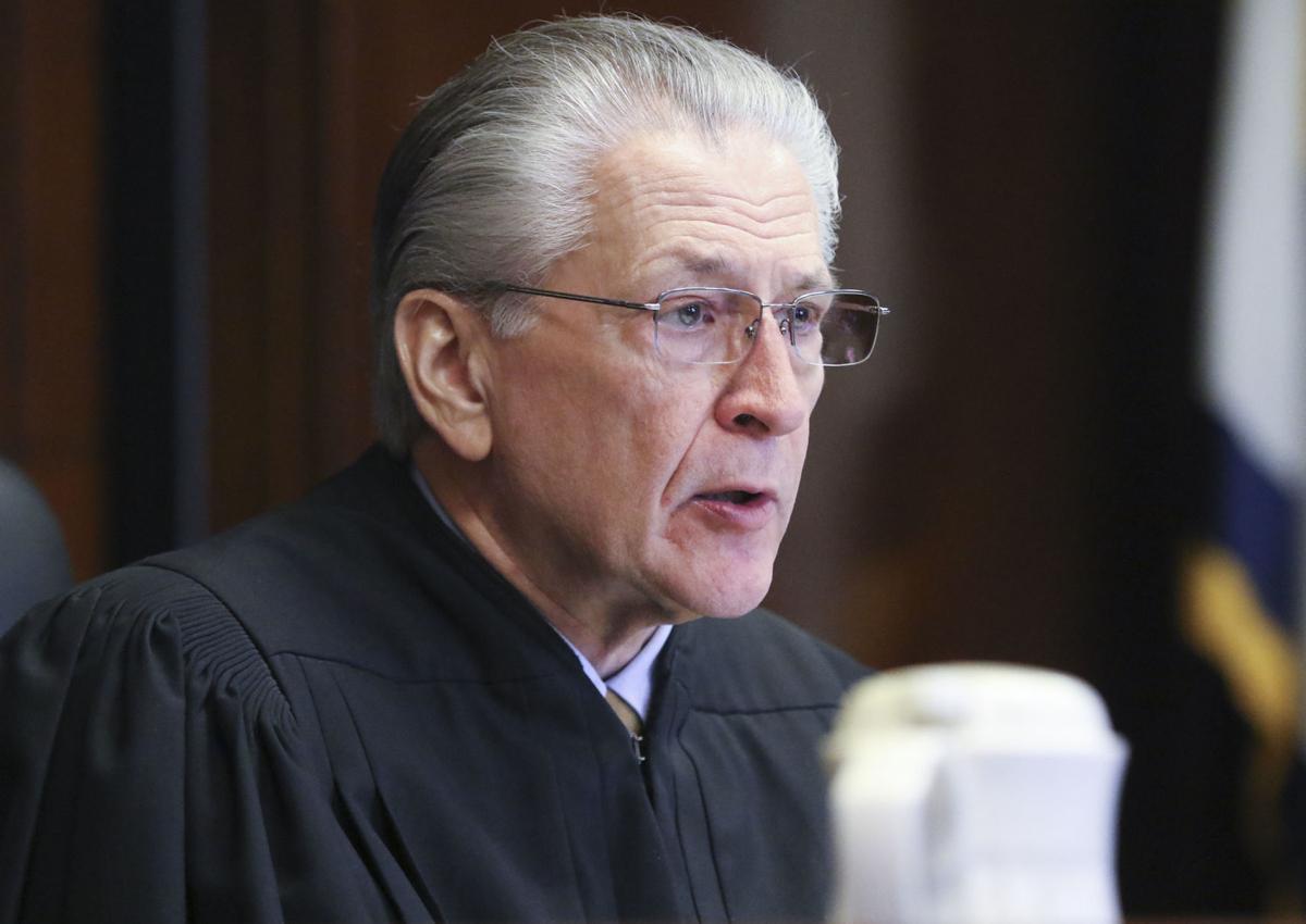 Chief Judge James A. Matish