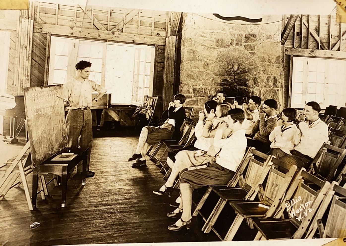 WVU Jackson's Mill celebrates 100 years as state 4-H Camp
