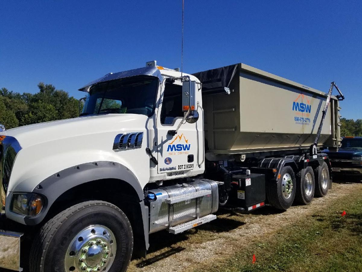 MSW Truck