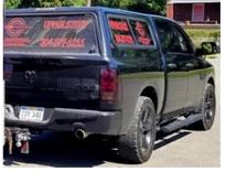 2018 black Dodge