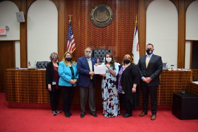 Lewis Commission awards maintenance, towing contracts