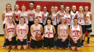 Southern girls basketball