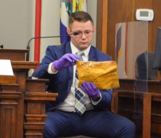 Forsyth in court
