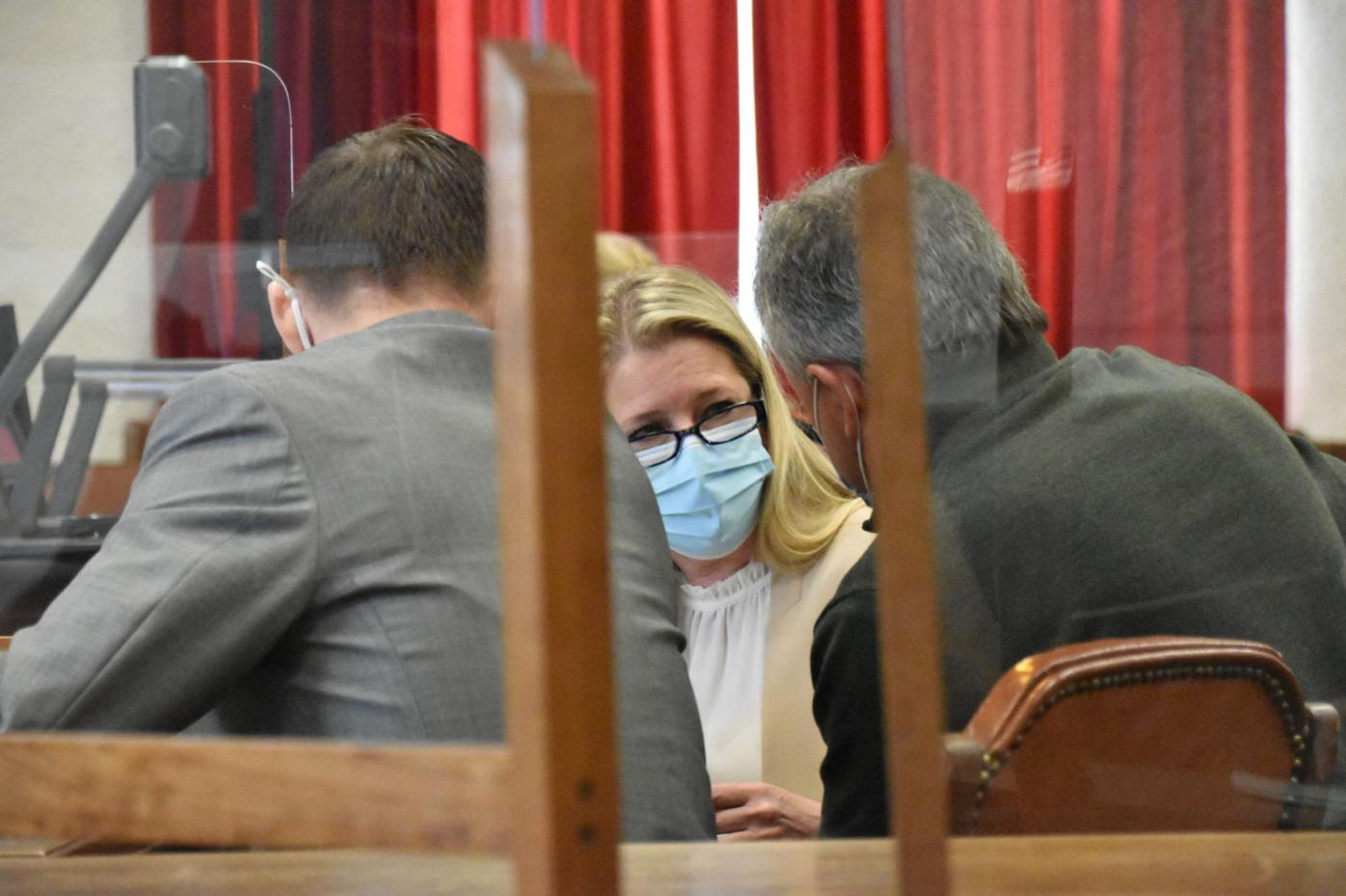 Haynie, Hoard and private investigator