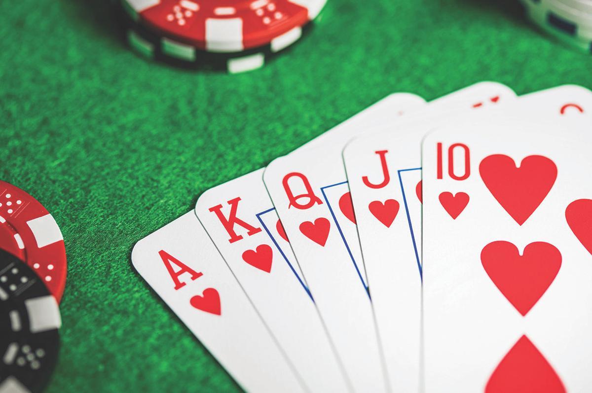 Gambling age west virginia