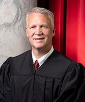 Justice Tim Armstead