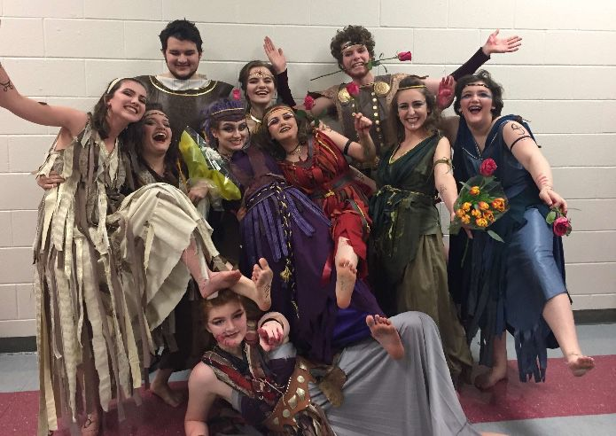 Bridgeport Thespian Troupe