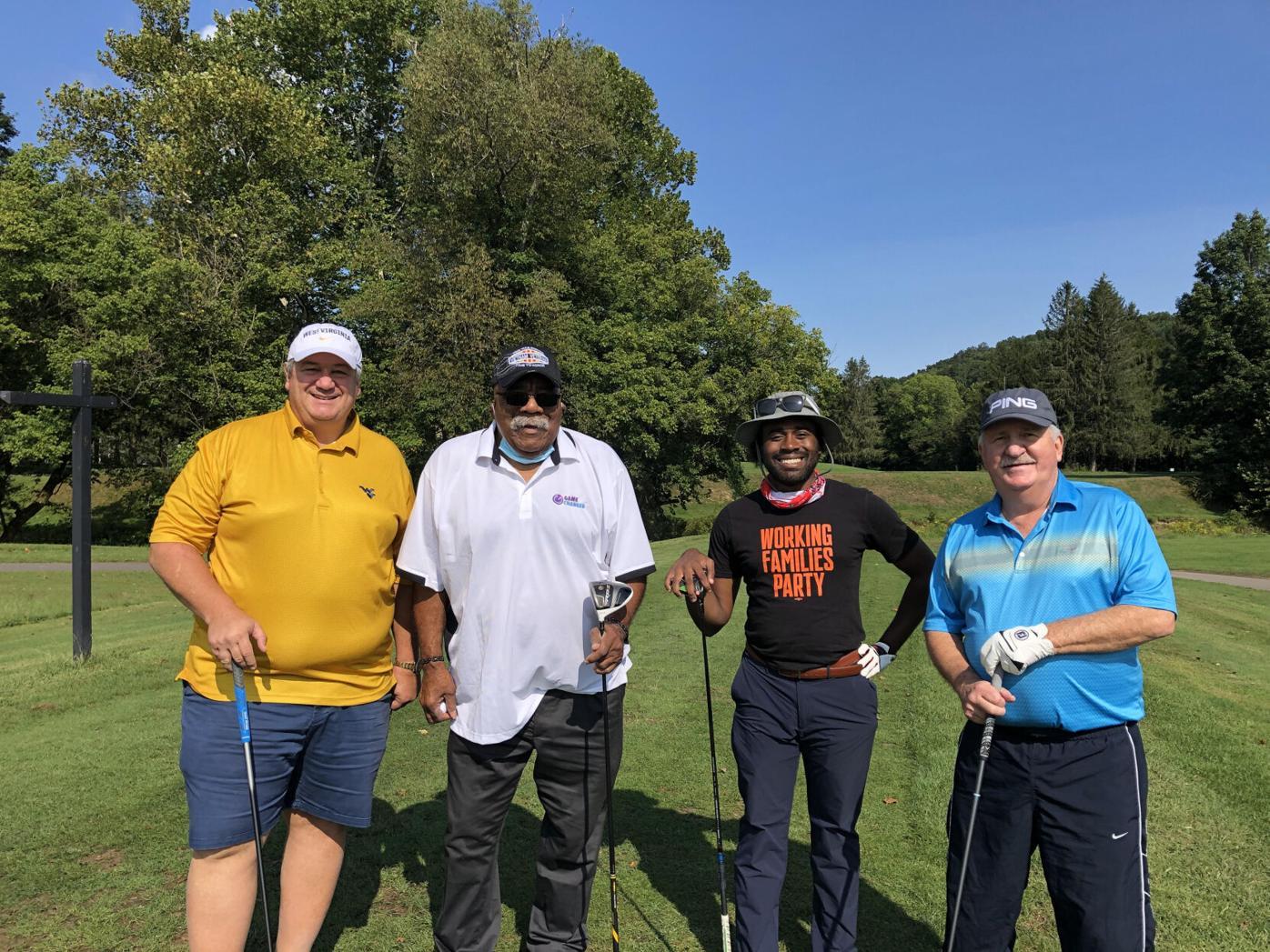 Black Heritage Festival golf group