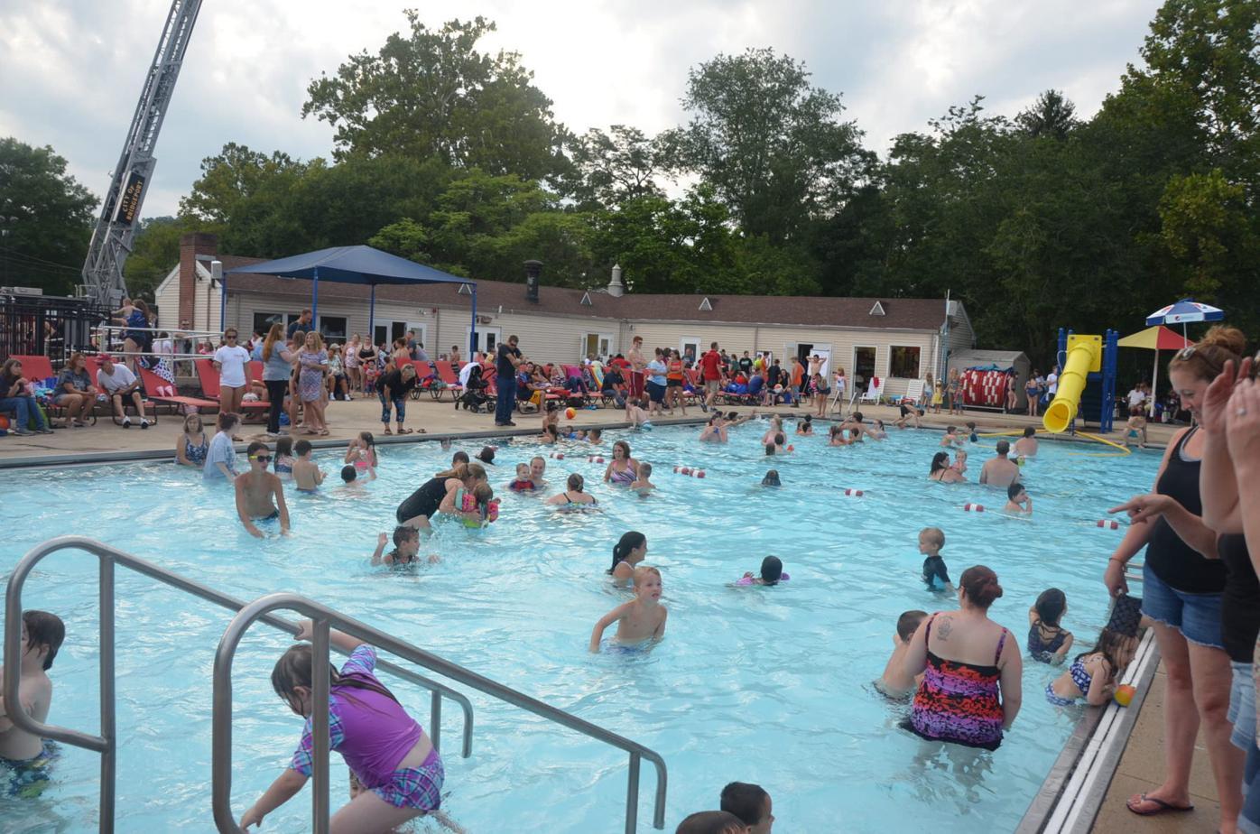 Bridgeport busy pool in 2018 2