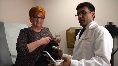 WVU Medicine - Dr Sengupta