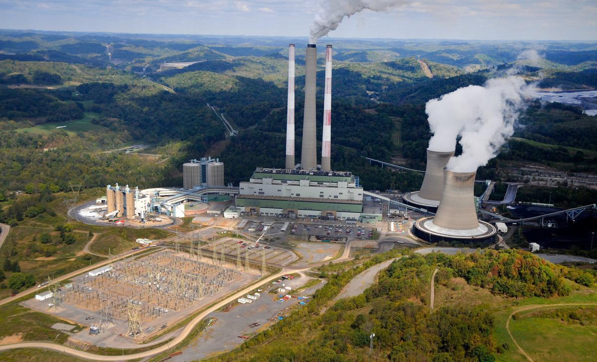 Harrison Power Station