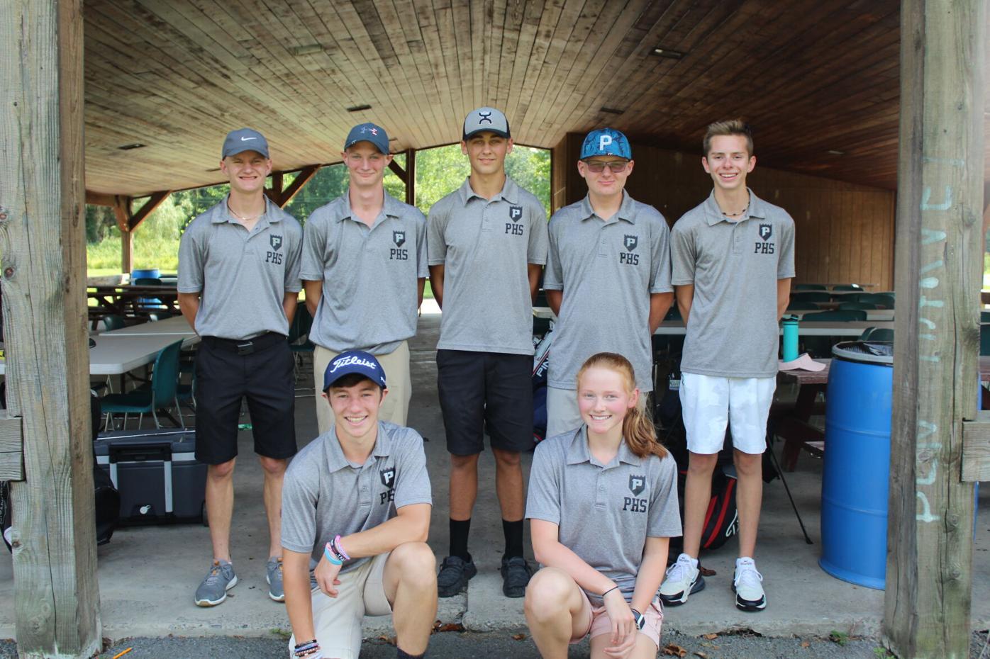 Preston Golf Team