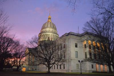 Sunset at the State Capitol (copy)