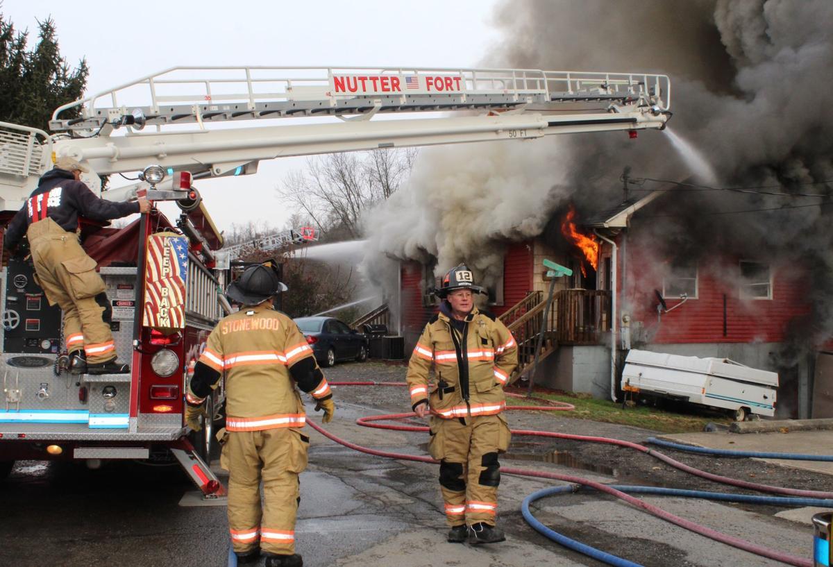 Illinois Ave. Fire